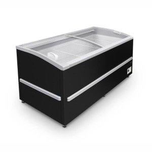 Expositor Ilha Congelamento Skin Condenser EISC 1900 Vidro Deslizante – REFRIMATE 220V