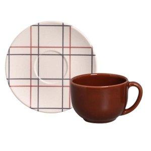Xícara de Chá com Pires Coup Othon 161ml