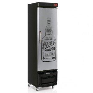 Refrigerador Vertical Cervejeira 220v Frost Free Gelopar