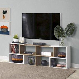 Rack para TVs até 65 Polegadas Extensível Arara CabeCasa MadeiraMadeira
