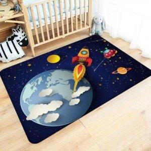 Tapete de Atividades Infantil Espaço Único