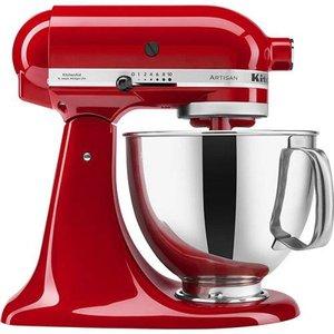 Batedeira KitchenAid Stand Mixer 10 Velocidades - Vermelha