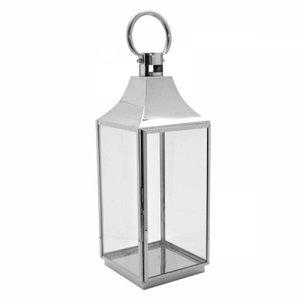 lanterna VITRINE metal e vidro 60cm Ilunato WI0013
