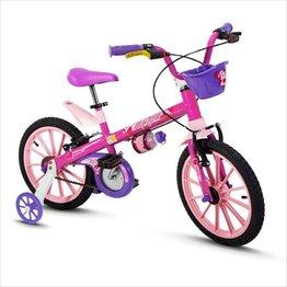 Imagem de Bicicleta Aro 16 Top Girls Nathor