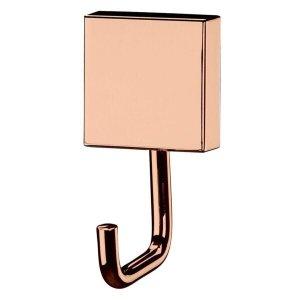 Gancho Cabide Roupas Toalhas ou Utensílios - Rosé Gold