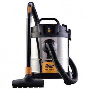 Aspirador de água e pó WAP GTW Inox 12 1400w 220v