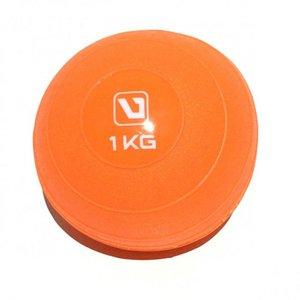 Mini Bola LiveUp LS3003-1 Peso 1Kg para Exercícios
