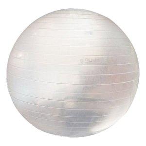 Bola Suíça para Pilates Transparente 65 CM LIVEUP LS3221 T65