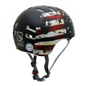 Capacete Infantil Kraft Bike USA PP Skate PAtins NBR16175
