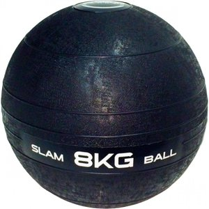 Bola Medicine Slam Ball para Crossfit 8 KG LIVEUP LS3004-8