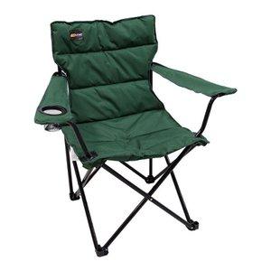 Cadeira Dobravel Boni 95 Kg Verde Com Suporte Lata Nautika