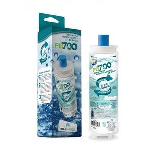 Filtro Refil Masterfrio Rotulo Azul PB700 Compativel