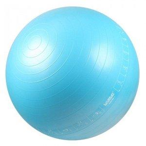 Bola Suíça para Pilates 65 CM Azul LIVEUP LS3577