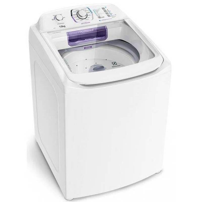Lavadora Electrolux 13kg Com Dispenser Autolimpante - Lac13 Branco
