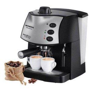 Cafeteira Expresso Mondial C-08 Para Caf