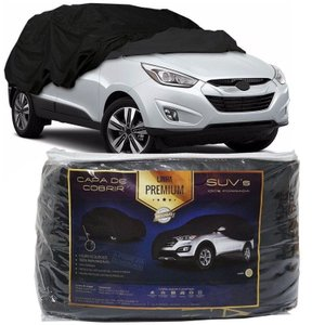 Capa de Couro Impermeável Cobrir Protetora Spin Q5 Doblo Ecosport Hrv Tucson Duster Tiguan