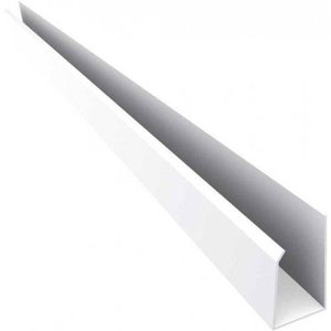 Acabamento Forro PVC Nobre Sanca Plasbil Branco 6mt