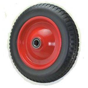 Roda para Carrinho Completa com Rolamento 100kg