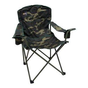 Cadeira Dobrável Pandera 95KG Camuflada Nautika