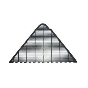 Grade ventilação para telha Canaletão 90 Kit 18 peça(s)