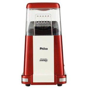 Pipoqueira Popnew PPI02 1200W Vermelha Philco