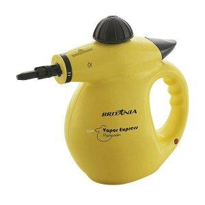 Vaporizador Higienizador Britânia Express N, 1000W, Amarelo - 220V