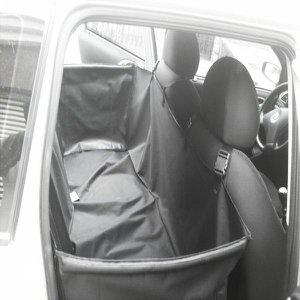 Capa Pet - GG para bancos de carros com cinto segurança