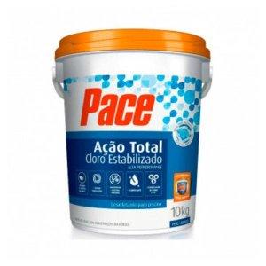 Cloro Granulado 10kg Pace Ação Total(40% Con)74.019 Hth