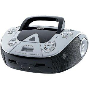 Boombox Áudio PB126 MP3 USB CD Player Philco Bivolt