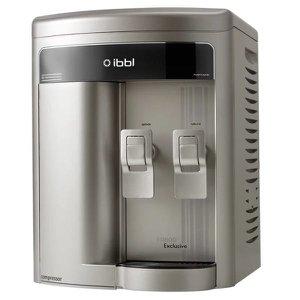 Purificador de Agua Gelada Refrigerado IBBL FR600 Exclusive Prata - 110v