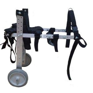 Cadeira de Rodas para Cachorro de Grande Porte Tamanho G3