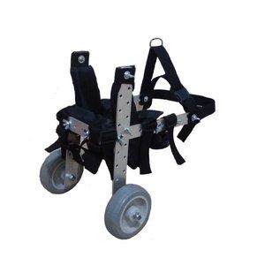 Cadeira de Rodas para Cachorro de Pequeno Porte Tamanho P2
