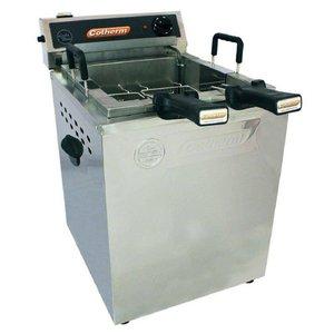 Fritadeira Elétrica Industrial 18 litros água e óleo Bancada Cotherm 220V