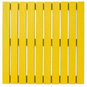 Deck Colorido Painel Modular 50x50 Isabela Revestimentos (Placa)