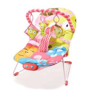Cadeira Bebê Descanso Gato Musical 0-15kg Multikids