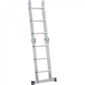 Escada articulada em alumínio 3 x 4 Vonder