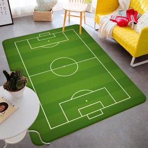 Tapete de Atividades Infantil Futebol Único