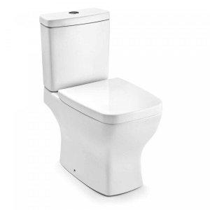 Conjunto Vaso Sanitário comCaixaAcoplada e Assento Soft CloseBossIncepa