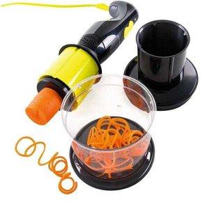 Mixer e Cortador Elétrico Espiral Spiralizer 2 em 1 - Cadence 220V