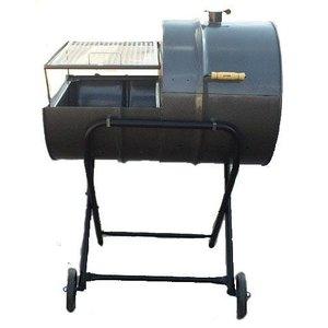 Churrasqueira A Carvão Meio Bafo Grill Grande Mc-29.2