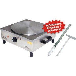 Panquequeira Elétrica 1 Disco Ademaq