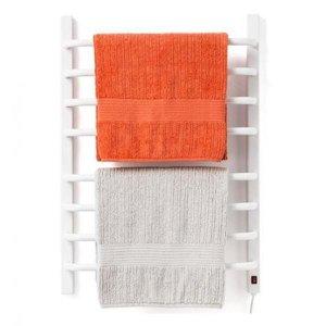 Aquecedor de Toalhas Térmico Branco Grande 220v 2 toalhas
