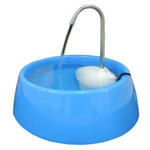 Fonte Bebedouro Amicus Bivolt Aqua Mini - Azul