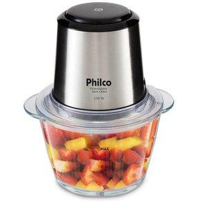 Processador Philco Inox Glass 350W PPS01I 127V