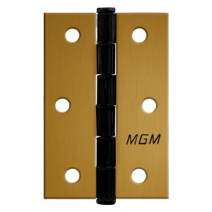 Dobradiça MGM 3 Unidades 3 Polegadas com Parafusos