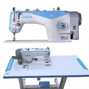 Máquina Costura Industrial Reta Direct Drive Jack F4 220V