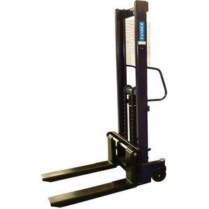 Empilhadeira hidráulica manual 1500 Kg elevação 1,6 metros - NEMP1.5T