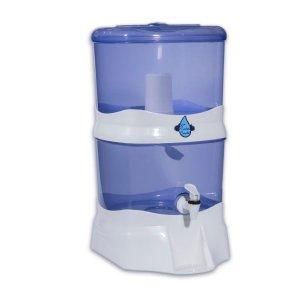 Filtro De Água 14 Litros Natália Cristal Branco