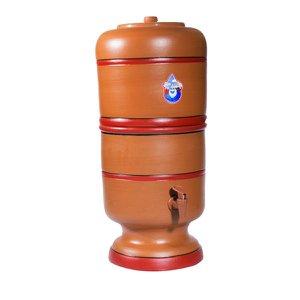 Filtro de Barro 12 Litros Com 1 Vela 1 Boia