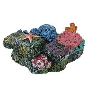 Coral Grande enfeite para aquário.